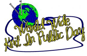 World Wide Knit in Public Day, Virtual Edition