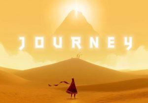 SciFi/Fantasy Fest Presents: Journey, A Video Game Playthrough