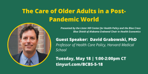 The Care Of Older Adults In A Post-Pandemic World