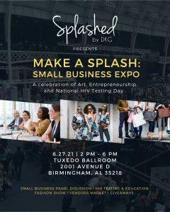 Make a Splash: Small Business Expo