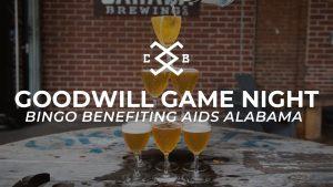 Bingo Benefitting AIDS Alabama