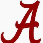 Football: University of Alabama vs Tennessee