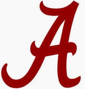 Football: University of Alabama vs LSU