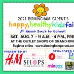 Happy, Healthy Kids Fair presented by Birmingham Parent