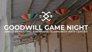 Bingo Benefiting Firehouse Community Arts Center