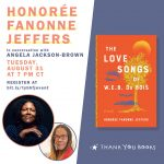 AUTHOR EVENT: Honorée Fanonne Jeffers in conversation with Angela Jackson-Brown