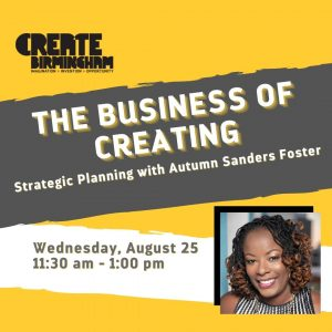 The Business of Creating: Strategic Planning