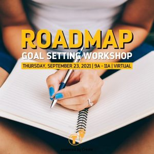 Roadmap Goal Setting Workshop - SEP2021