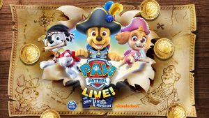 Postponed - Paw Patrol Live! The Great Pirate Adventure