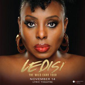 Ledisi - The Wild Card Tour