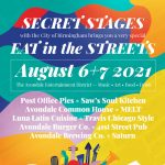 Secret Stages - Eat in the Streets