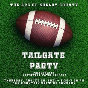 The Arc of Shelby County Tailgate Party