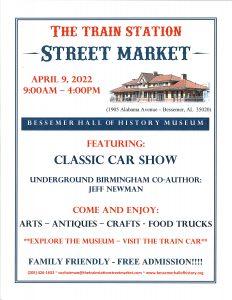 The Train Station Street Market