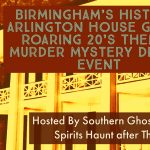 Roaring 20's Interactive Murder Mystery Dinner Event
