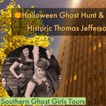 October Halloween Ghost Hunt at Birmingham's Historic Thomas Jefferson Tower