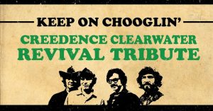 Keep On Chooglin' - CCR Cover Band at Ferus