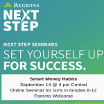 Smart Money Habits - Banking for Students presented by Regions