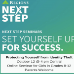 Protecting Yourself from Identity Theft - Banking for Students presented by Regions