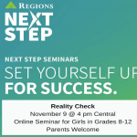 Reality Check - Banking for Students presented by Regions
