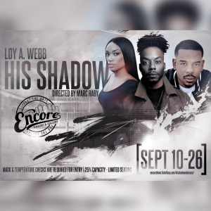 His Shadow by Loy A. Webb