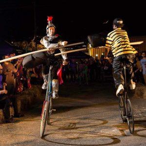 Tall Bike Joust IX