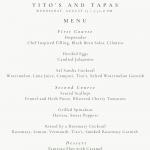 Birmingham Restaurant Week presents Tito's & Tapas: An Evening at Ovenbird