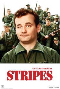 Stripes 40th Anniversary