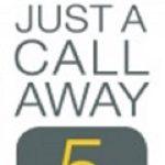 Just a Call Away 5K