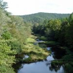 Southeastern Outings 11-mile bicycle ride on the Chief Ladiga Trail near Piedmont, Alabama