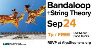 Bandaloop & String Theory @ ASC