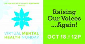 VMHM Raising our voices - Again