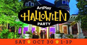 ArtPlay Family Halloween Party