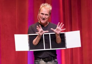 Kevin Spencer Magic Show