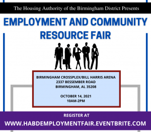 HABD Employment and Community Resource Fair