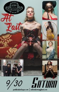 """Pink Box Burlesque's """"At Last"""""""