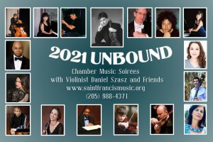 2021 UNBOUND: Chamber Music Soirées with Violinis...