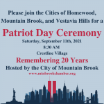 Patriot's Day Ceremony