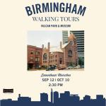 Birmingham Walking Tours: Downtown Churches