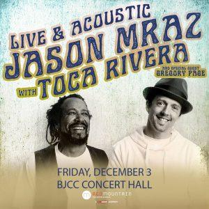 Jason Mraz with Toca Rivera