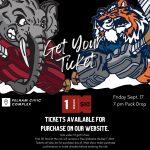Alabama Hockey vs Auburn