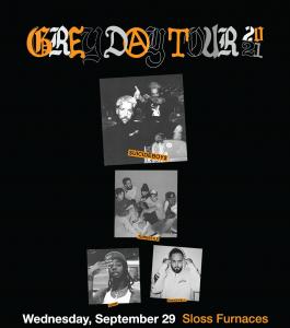 $uicide Boy$ Concert with Turnstile, Germ, Shakewe...