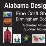 Alabama Designer Craftsmen Fall Show and Sale