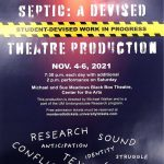 SEPTIC: A Devised Theatre Production