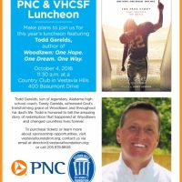 3rd Annual PNC & VHCSF Luncheon