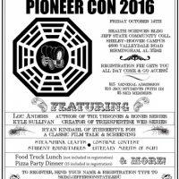 Pioneer Con 2016