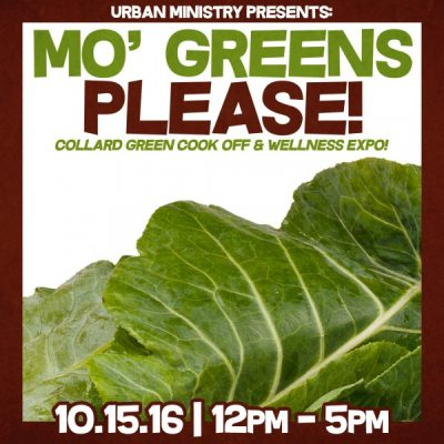 8th Annual Collard Green Cook-off and Wellness Expo