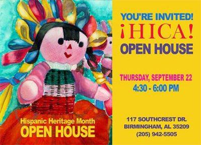 Hispanic Heritage Month Open House