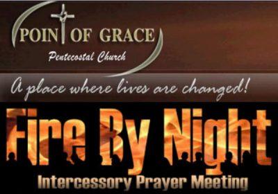Fire By Night Prayer Meeting Birmingham365 Org