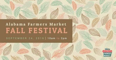 Alabama Farmers Market Fall Festival