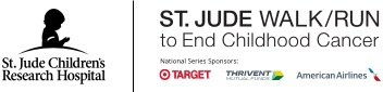 St. Jude Children's Research Hospital Walk/Run to end Childhood Cancer